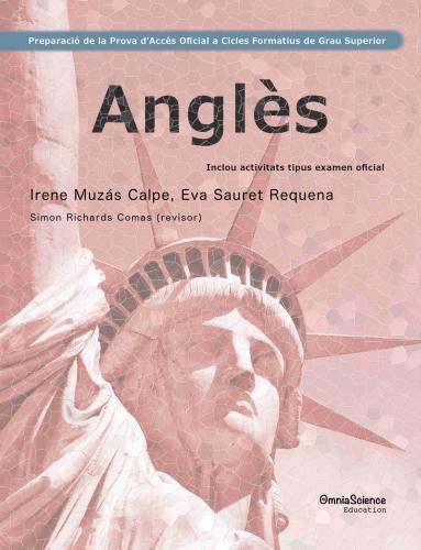 Cover for Preparació de la Prova d'Accés Oficial a Cicles Formatius de Grau Superior: Anglès