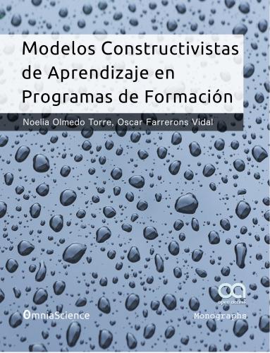 Cover for Modelos constructivistas de aprendizaje en programas de formación