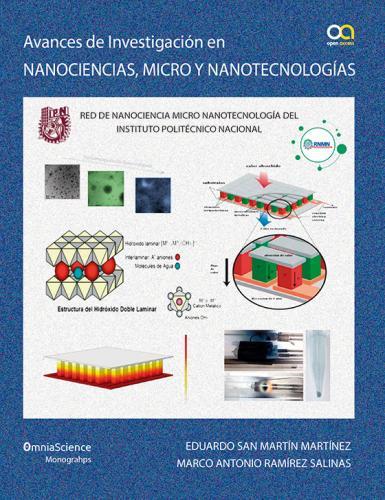Cover for Avances de investigación en Nanociencias, Micro y Nanotecnologías