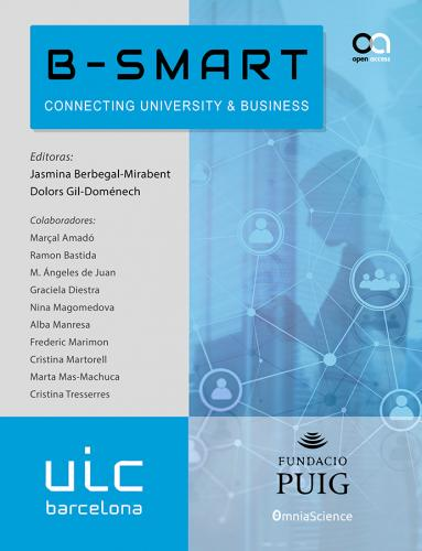 Cover for B-SMART Connecting University & Business
