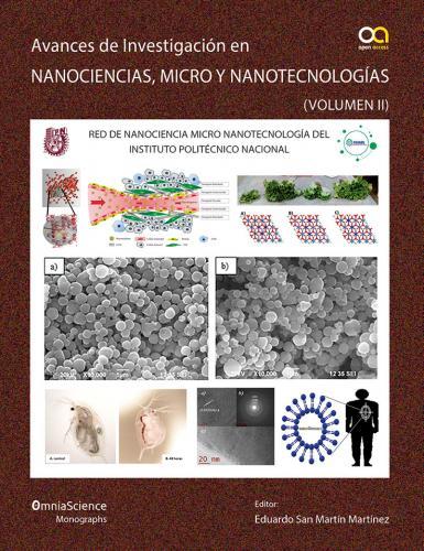Cover for Avances de investigación en Nanociencias, Micro y Nanotecnologías (Vol. II)