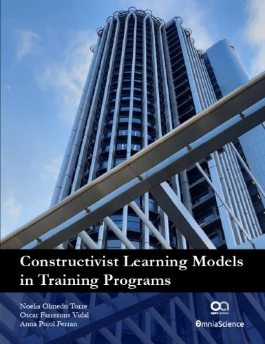 Cover for Constructivist learning models in training programs