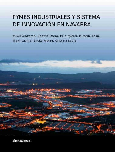 Cover for Pymes industriales y sistema de innovación en Navarra