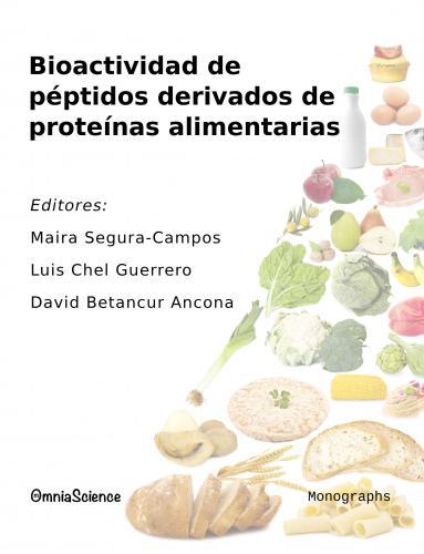 Cover for Bioactividad de péptidos derivados de proteínas alimentarias