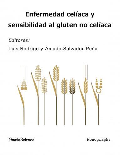 Cover for Enfermedad celíaca y sensibilidad al gluten no celíaca