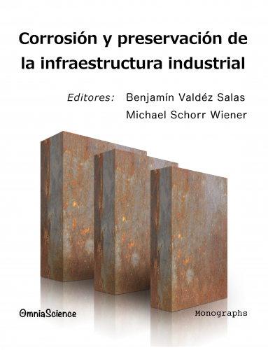 Cover for Corrosión y preservación de la infraestructura industrial