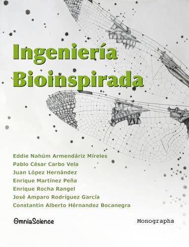 Cover for Ingeniería bioinspirada