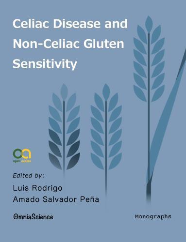 Cover for Celiac disease and non-celiac gluten sensitivity