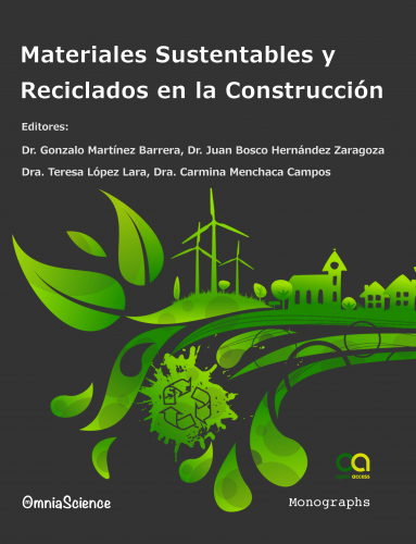 Cover for Materiales Sustentables y Reciclados en la Construcción