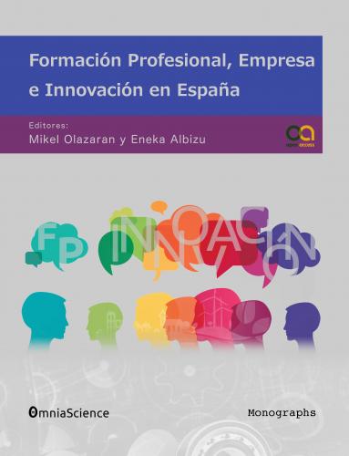 Cover for Formación profesional, empresa e innovación en España
