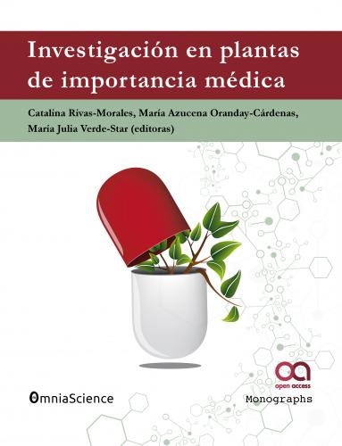 Cover for Investigación en plantas de importancia médica