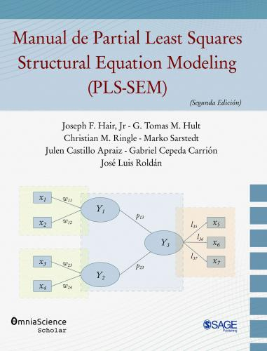 Cover for Manual de Partial Least Squares Structural Equation Modeling (PLS-SEM) (Segunda Edición)