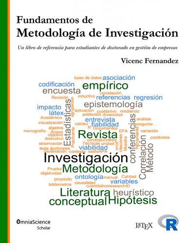 Cover for Fundamentos de Metodología de Investigación
