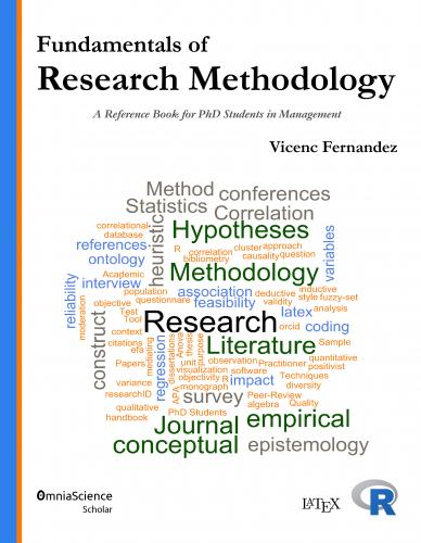Cover for Fundamentals of Research Methodology