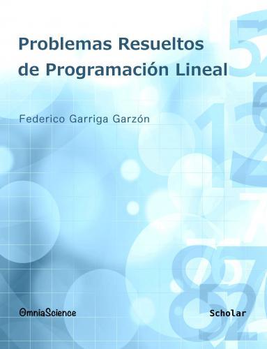Cover for Problemas resueltos de programación lineal