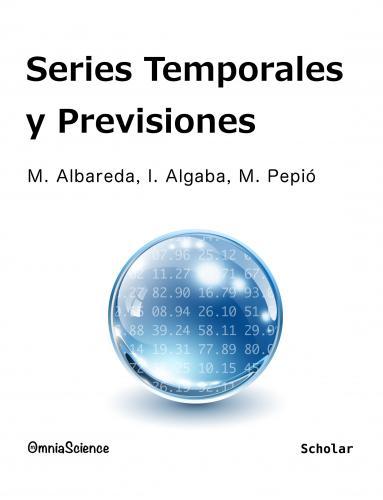 Cover for Series temporales y previsiones