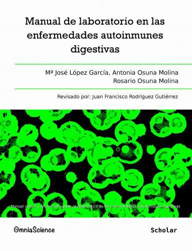 Cover for Manual de laboratorio en las enfermedades autoinmunes digestivas