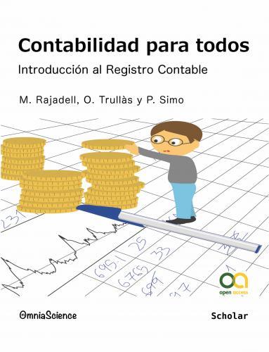 Cover for Contabilidad para todos: Introducción al registro contable