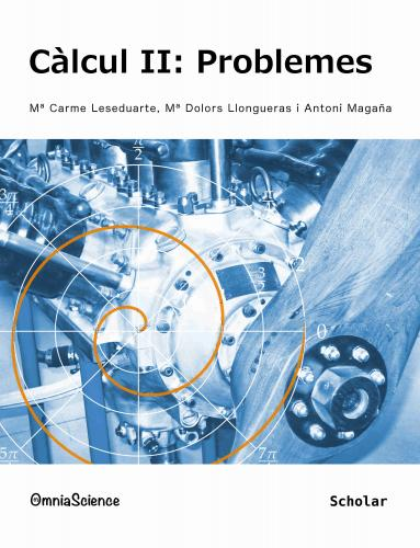Cover for Càlcul II: Problemes
