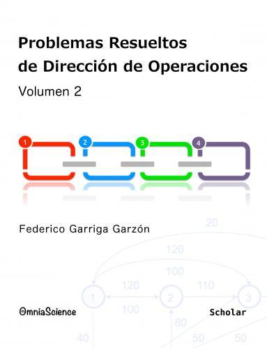 Cover for Problemas resueltos de dirección de operaciones (Vol.2)