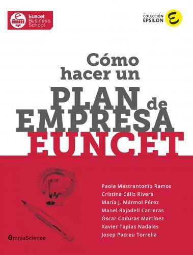 Cover for Cómo hacer un plan de empresa EUNCET