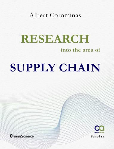 Cover for Research into the area of supply chain