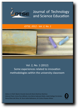 Journal of Technology and Science Education